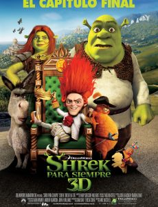 Shrek 4 Forever After
