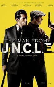 The Man From U.N.C.L.E. เดอะ แมน ฟรอม อั.ง.เ.คิ.ล. คู่ดุไร้ปรานี