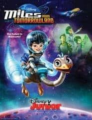 Miles From Tomorrowland Let's Rocket (2015) ไมล์ส จาก ทูมอโรว์แลนด์ จรวดออกบิน