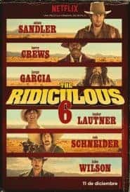 The Ridiculous 6 หกโคบาลบ้า ซ่าระห่ำเมือง (Soundtrack ซับไทย)