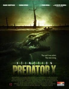 Xtinction Predator X (2014) ทะเลสาป สัตว์นรกล้านปี