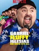 Gabriel Fluffy Iglesias One Show Fits All