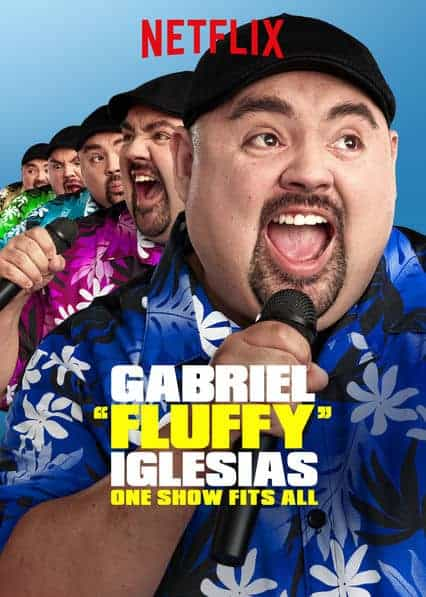 Gabriel Fluffy Iglesias One Show Fits All