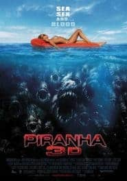 Piranha 3DD (2012) ปิรันย่า กัดแหลกแหวกทะลุจอ ดับเบิ้ลดี