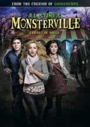 R.L. Stine s Monsterville Cabinet of Souls
