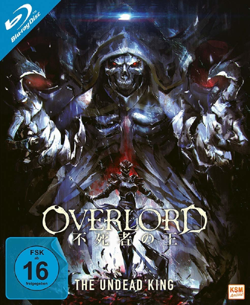 Overlord The Undead King